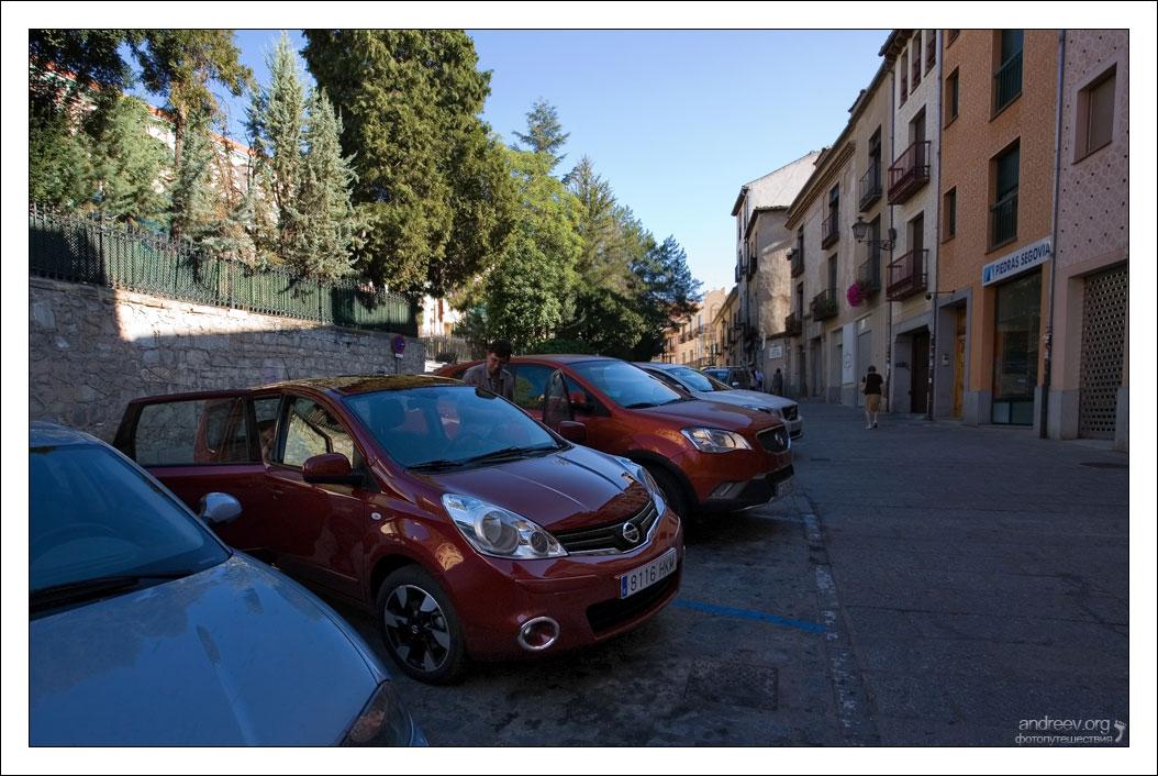 Испано-португальский вояж на автомобиле
