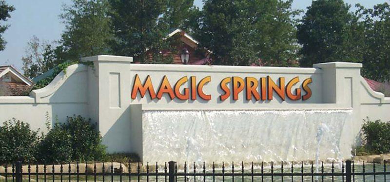 Штат Арканзас: Hot Springs