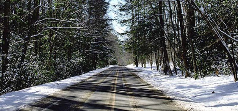 Теннеси: Рождество в горах