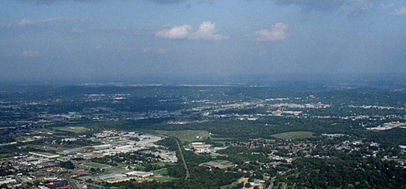 Чаттануга, Теннеси: фотографии