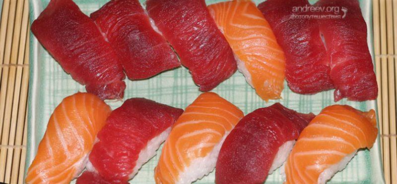 Суши: как приготовить в домашних условиях