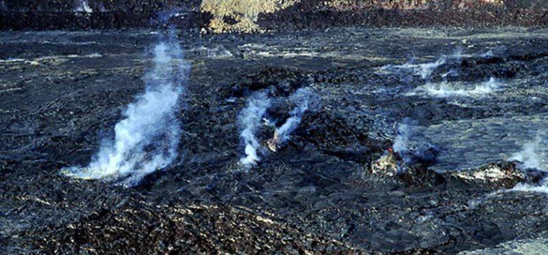 Гавайи, Большой остров: Национальный парк вулканов