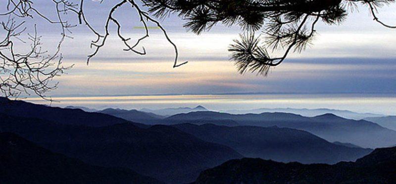 """Национальный парк """"Секвойи"""", Калифорния: фотографии"""