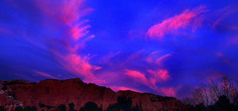 """Национальный парк """"Зайон"""", Юта: фотографии"""