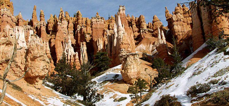 """Национальный парк """"Каньон Брайса"""", Юта: фотографии"""