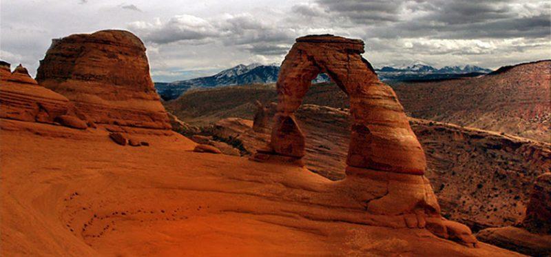 """Национальный парк """"Арки"""", Юта: фотографии"""