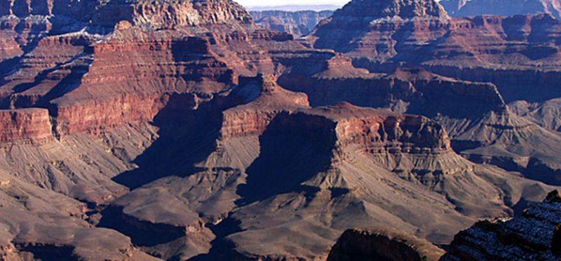 Гранд каньон и Лас-Вегас: фотографии