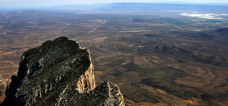 Техас: фотографии западной части