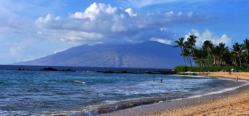 Остров Мауи: посторонним вход воспрещен. День 1-й