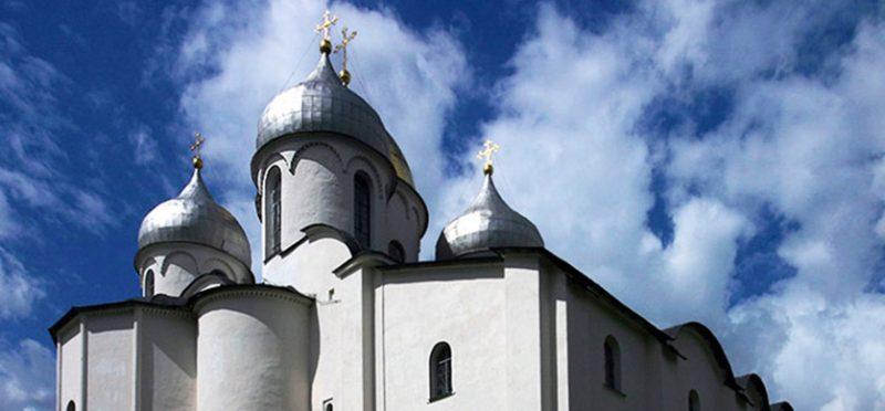 Золотое кольцо России: Питер – Новгород – Торжок – Тверь