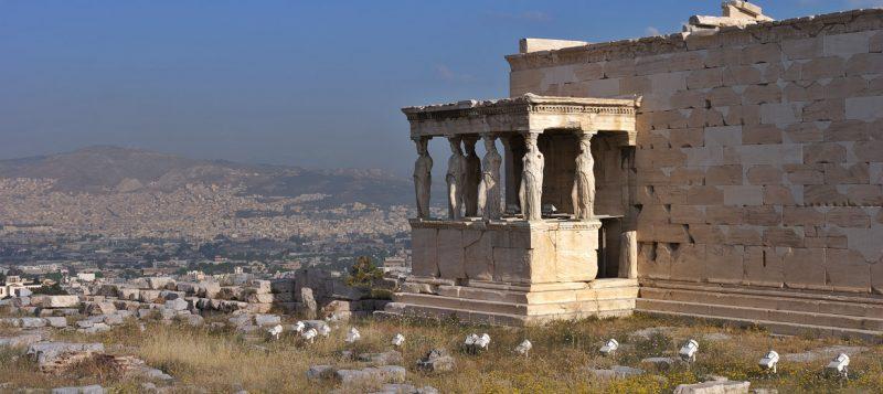 По Греции на автомобиле. Часть 1