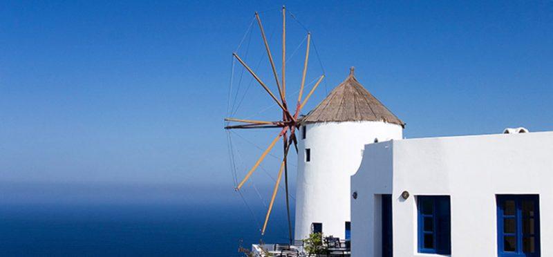 Греция: фотографии острова Санторини