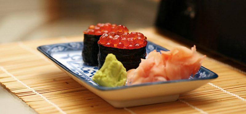 Роллы наизнанку и Гункан-суши в домашних условиях