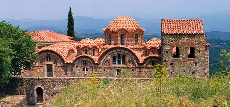 Греция: фотографии полуострова Пелопоннес
