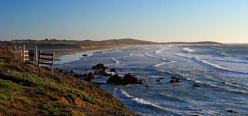 Вдоль побережья Северной Калифорнии. Фоторассказ. Часть 1