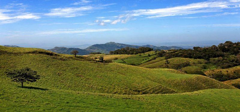Коста-Рика: фотографии парка Arenal
