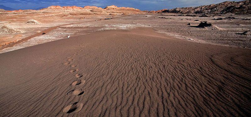 Пески Атакамы, Чили