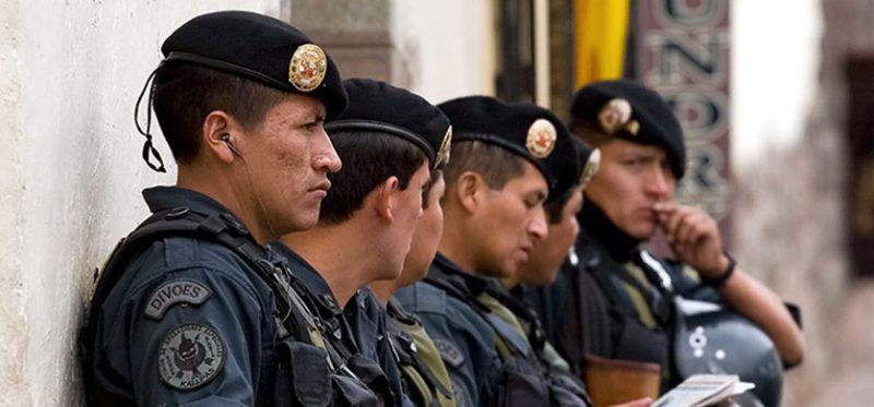 Волнения в Перу: фоторепортаж