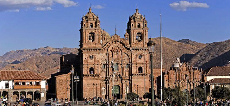 Перу: Куско – столица империи Инков. Фоторепортаж