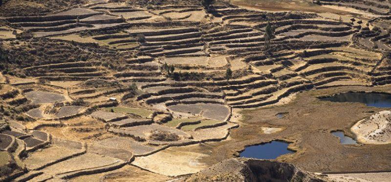 Перу: второй фотоальбом. Ущелье Колка