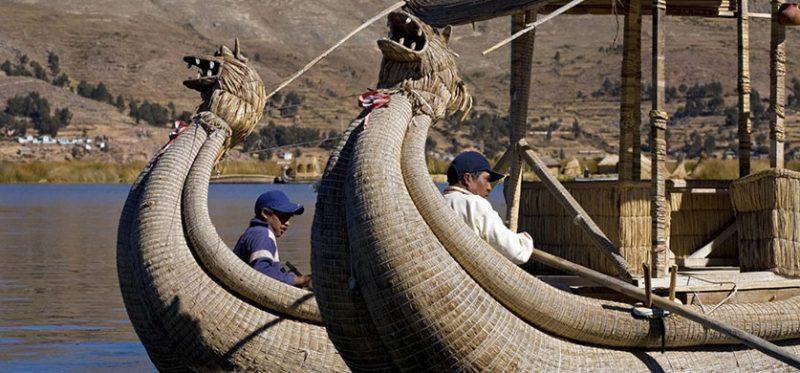 Перу: четвертый фотоальбом. Озеро Титикака