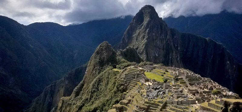 Перу: седьмой фотоальбом. Мачу-Пикчу