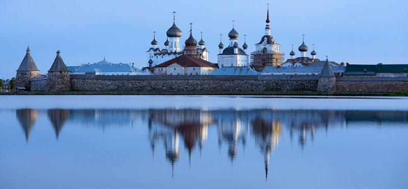 Россия: от Соловков до Волгограда