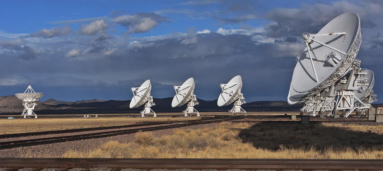 Нью-Мексико: нелетающие тарелки. Фоторепортаж