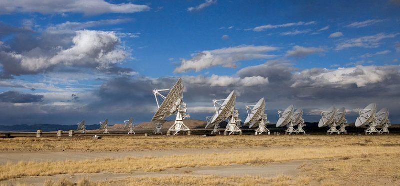 Нью-Мексико – Колорадо: фотографии Сверхбольшого Массива