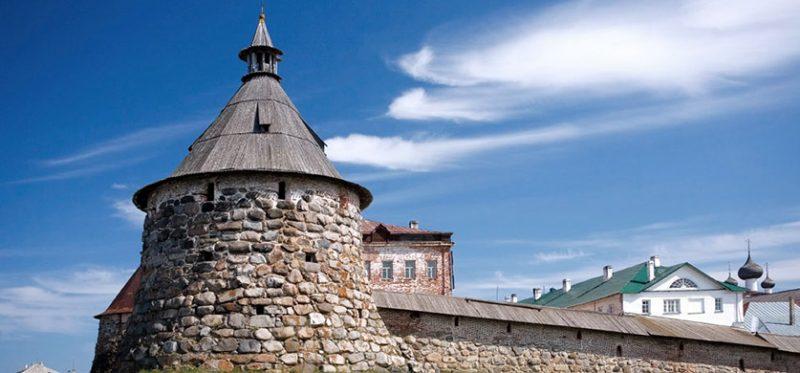 Россия: Соловецкий монастырь. Фоторепортаж