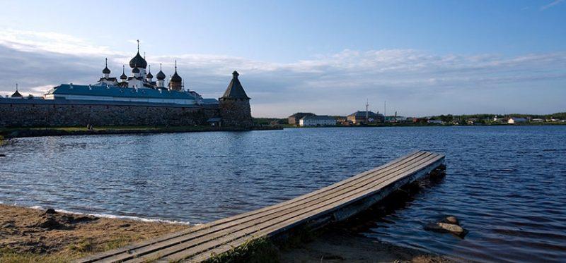 Россия: Соловецкие пейзажи. Фоторепортаж