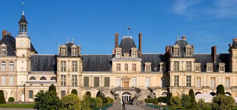 Франция: фотографии пригородов Парижа