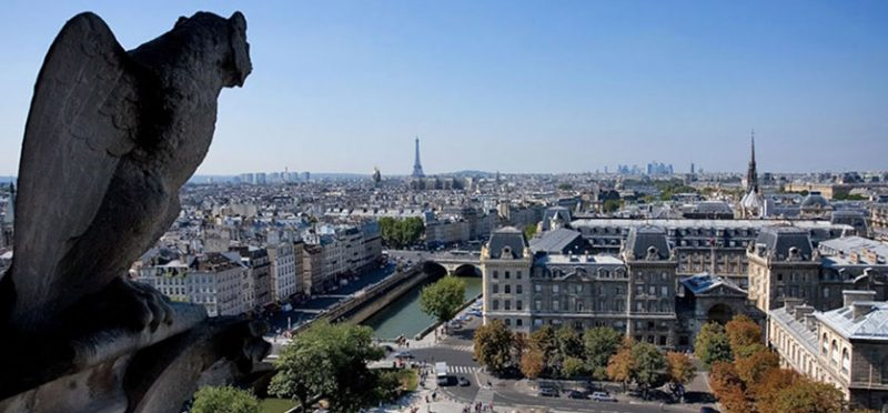 Французское путешествие с малышом. Часть 1