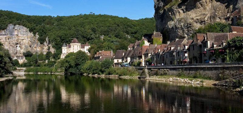 Франция: фотографии провинции Дордонь