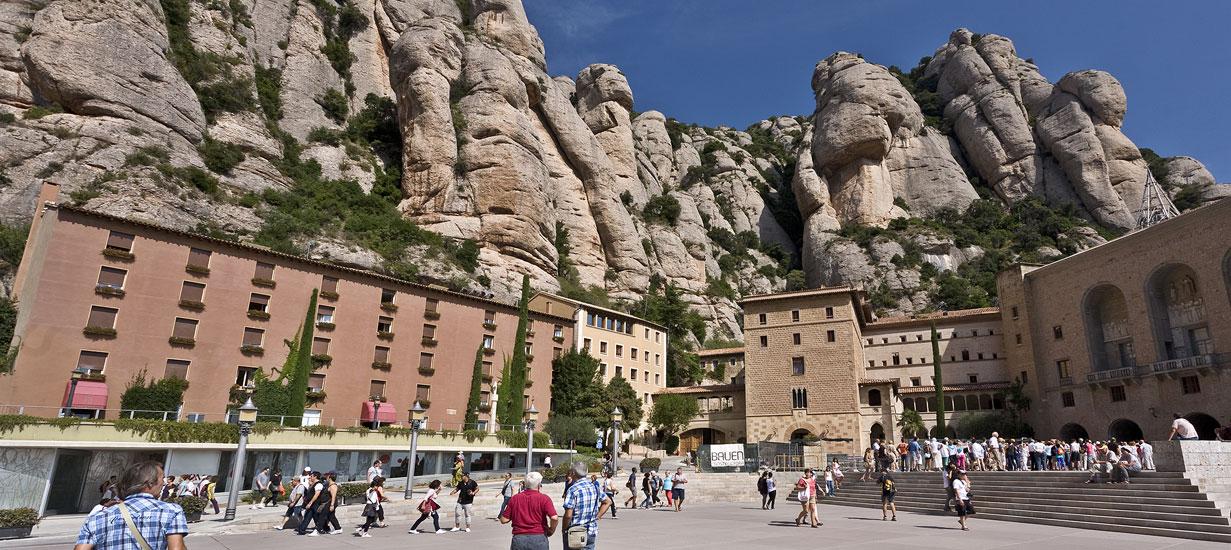 Испания: распиленная гора. Фоторепортаж