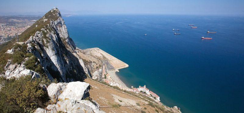 Гибралтар: скала обезьян. Фоторепортаж