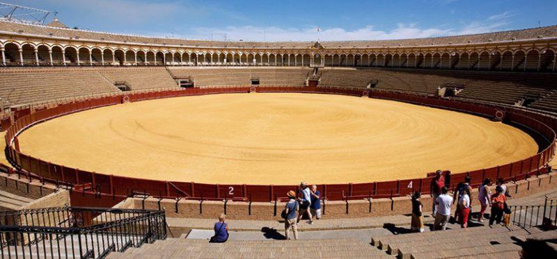 Испания: музей корриды. Фоторепортаж