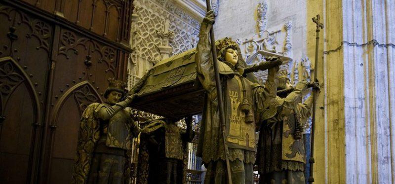 Испания: Севильский собор. Фоторепортаж