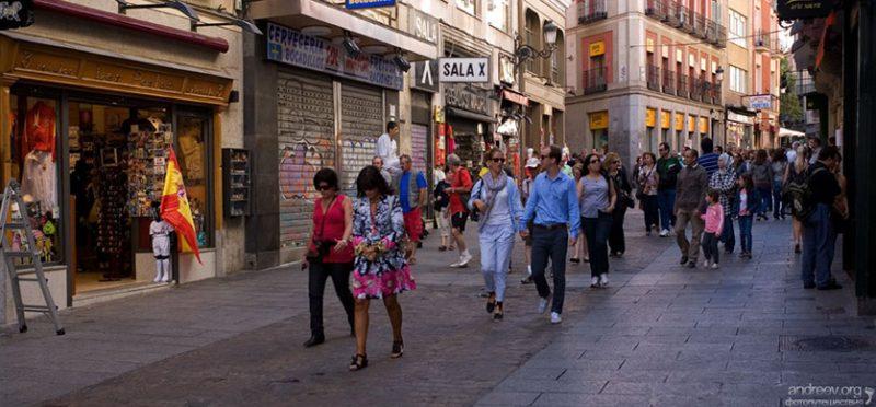 Испания: фотографии Мадрида