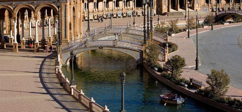 Испания: фотографии Севильи