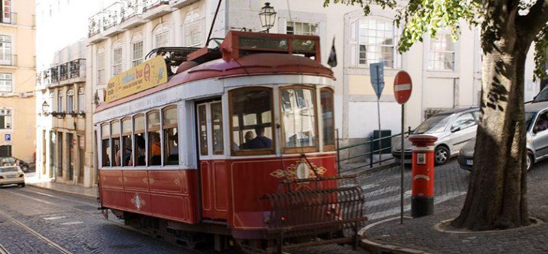 Португалия: фотографии Лиссабона
