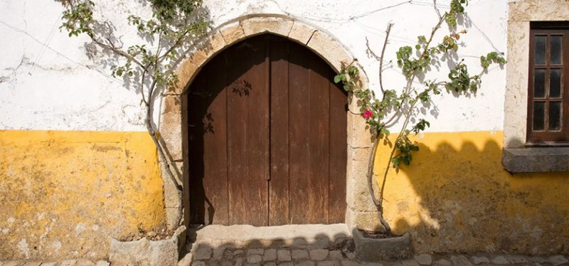 Португалия: фотографии Обидуша