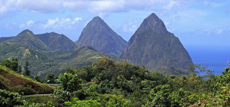 Южные Карибы: фотографии Сент-Люсии и Сент-Томаса