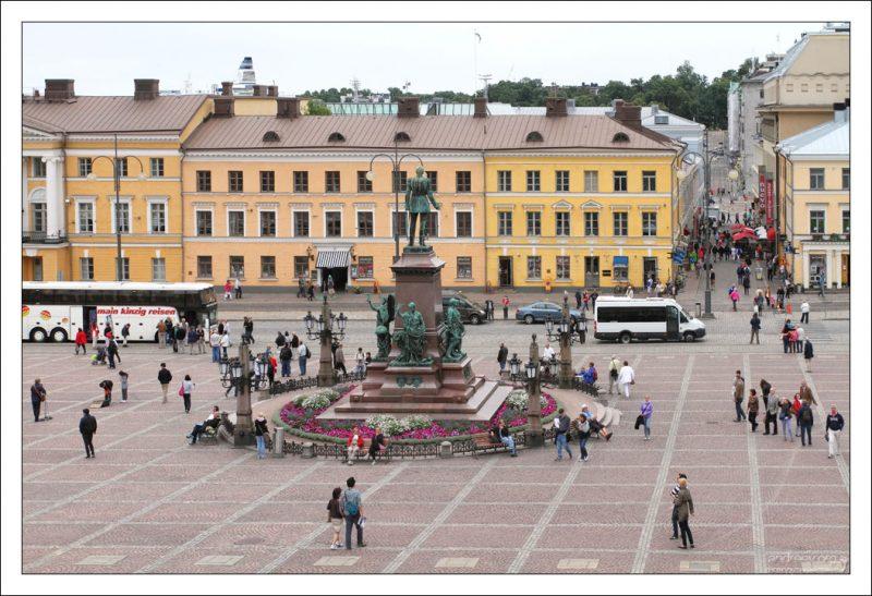 Финляндия: фотографии Хельсинки