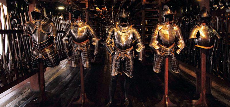 Австрия: рыцари Граца. Фоторепортаж