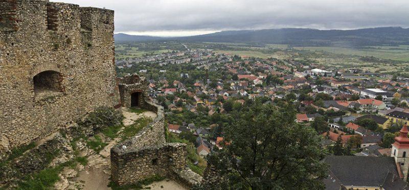 Венгрия: крепость Шюмег. Фоторепортаж