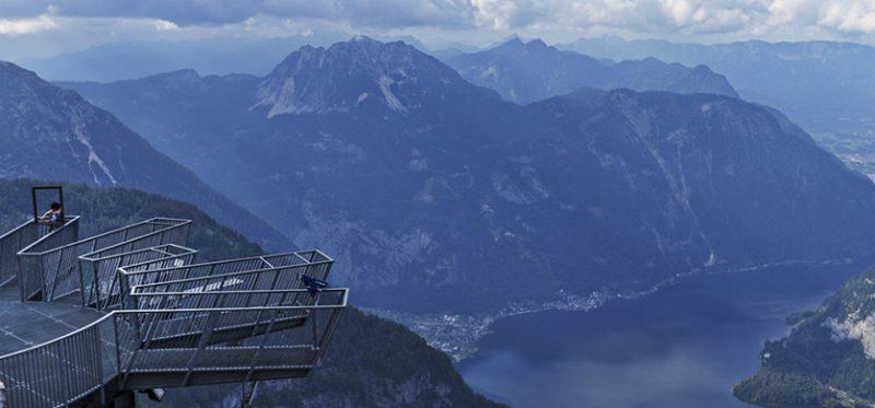 Австрия: пять пальцев. Фоторепортаж