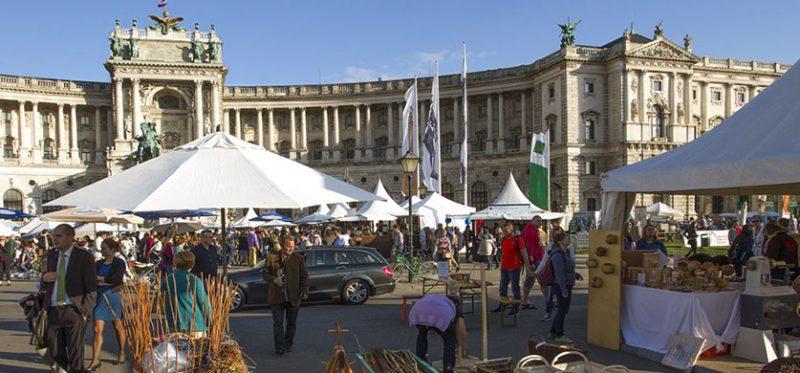 Австрия: фотографии Вены