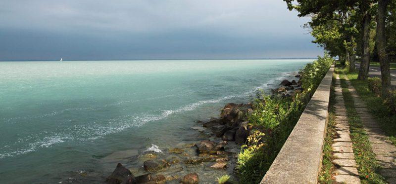 Венгрия: фотографии побережья озера Балатон
