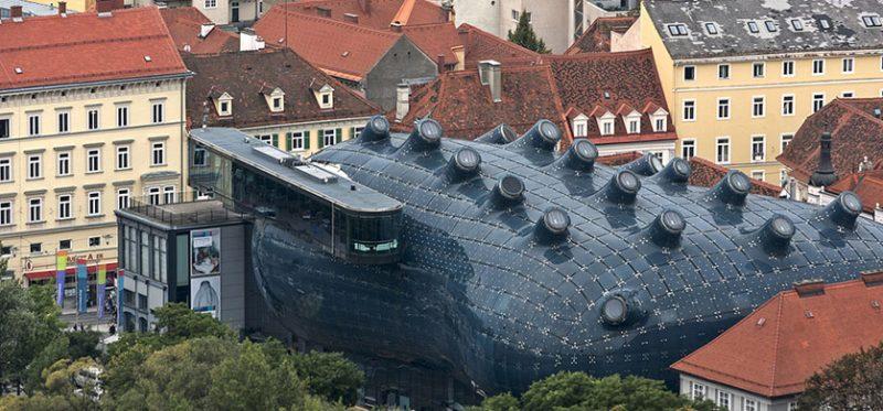 Австрия: фотографии города Грац